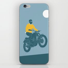 no guts no glory 2 iPhone Skin