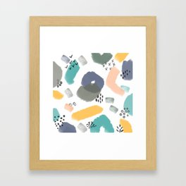 Fun! Framed Art Print