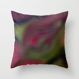 Abstract 149 Throw Pillow