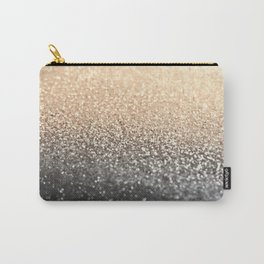 GOLD BLACK Carry-All Pouch