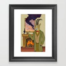 Antedope Framed Art Print