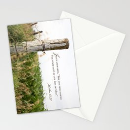 Sow the Good Seed Stationery Cards