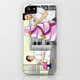 Baker Sterek iPhone Case