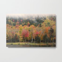 Crawford Notch, New Hampshire Metal Print