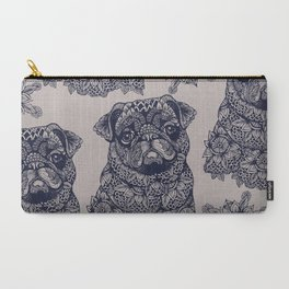 MANDALA OF PUG Carry-All Pouch