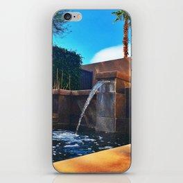 Desert Relaxation iPhone Skin
