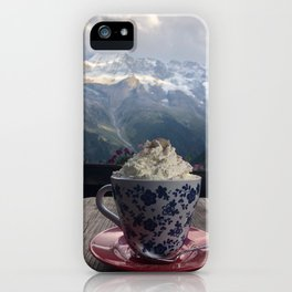 A little bit of perfection iPhone Case