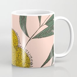 Floating Garden Coffee Mug