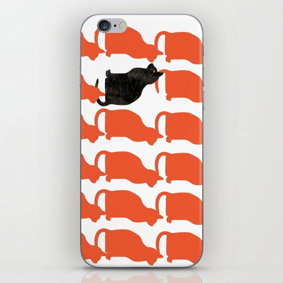 CATTERN SERIES 2 iPhone & iPod Skin