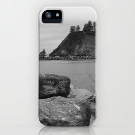 Evening At La Push Beach iPhone Case