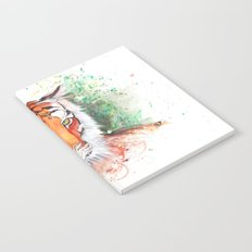 Tiger F| Notebook