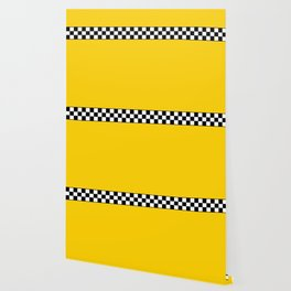 NY Taxi Cab Cosplay Wallpaper