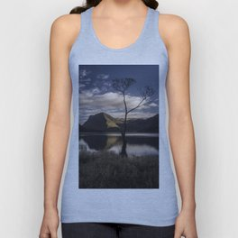 Lone Tree, Buttermere Unisex Tank Top