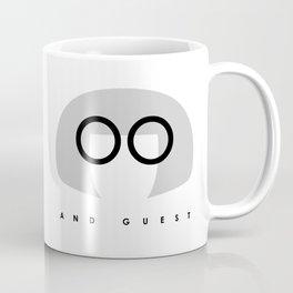 Edna Mode AND GUEST Coffee Mug