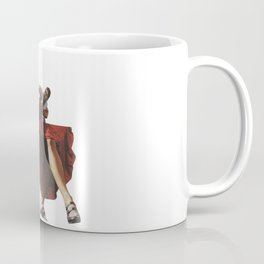 The gossipy girl of Shakespeare Coffee Mug
