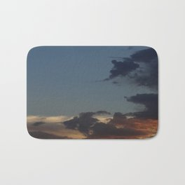 Sunset in the Valley Bath Mat