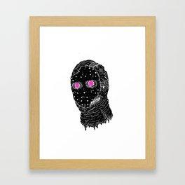 VOORHEESE v.3 Framed Art Print