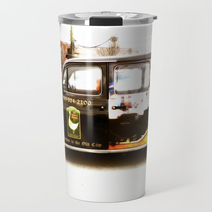 British Taxi Travel Mug