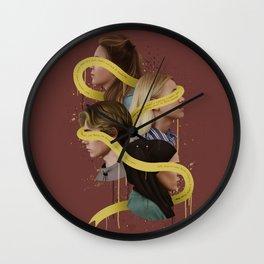 SKAM OG Wall Clock