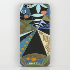 Season Wheel iPhone & iPod Skin