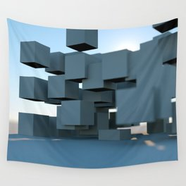 FUNK IN OUR LIVES Wall Tapestry