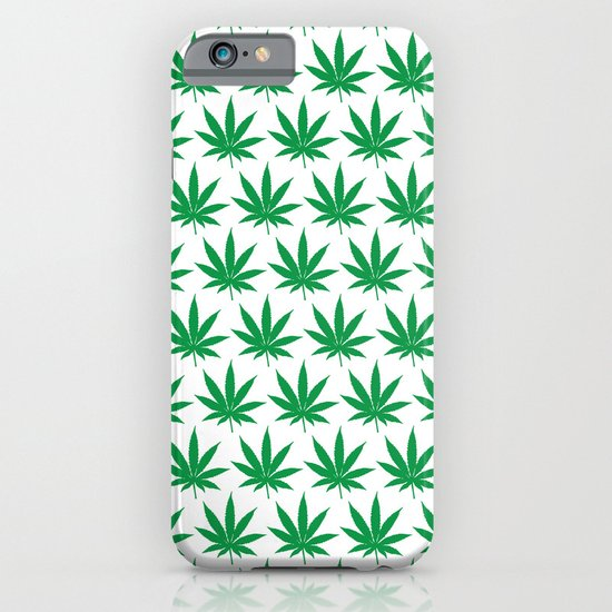 Keep Calm and Smoke Weed iPhone & iPod Case