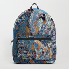Mosaic - Wolf Backpack