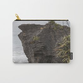 Pancake rocks New Zealand Carry-All Pouch