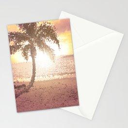 Maui Beach Sunset Stationery Cards