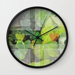 hyedra wall Wall Clock