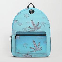 Let Weed Snow Backpack