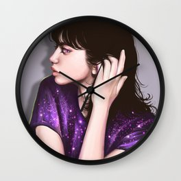 Miss Universe Wall Clock