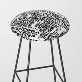 Yoga wellness Bar Stool