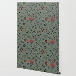 Forest Brier Wallpaper