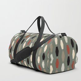 Colima - Gray Duffle Bag