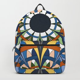 Jumping Through Hoops Backpack