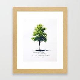 All Your Love Framed Art Print