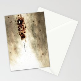 I love you in spite of (Je t'aime malgré) Stationery Cards