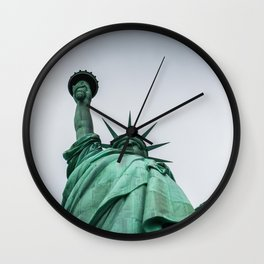 Art Piece by Jason Krieger Wall Clock