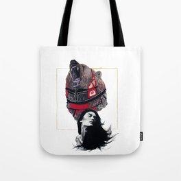 Haida Bear Tote Bag