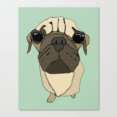 Puglet Canvas Print