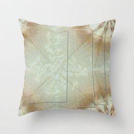 Tynes Threadbare Flowers  ID:16165-025735-51591 Throw Pillow