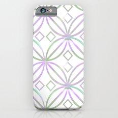 Floral Pattern - JUSTART © Slim Case iPhone 6s