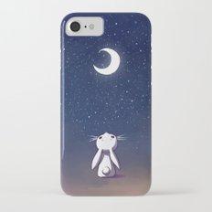 Moon Bunny Slim Case iPhone 7