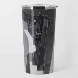 Robocop —Movie Poster Travel Mug