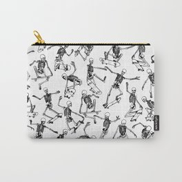 Grim Ripper WHITE Carry-All Pouch