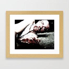 Grim Series Framed Art Print