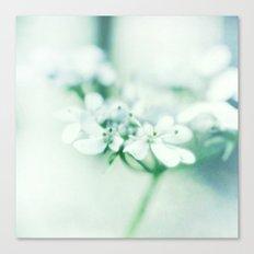 Petit Fleur Canvas Print