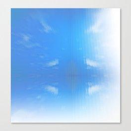 Send Me Sky High Canvas Print