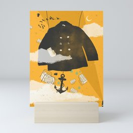 SEA DREAMING Mini Art Print